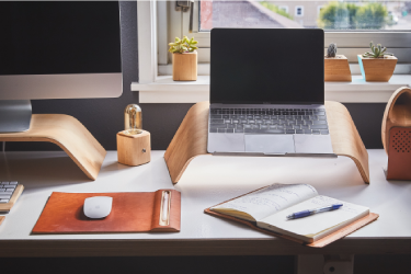 6 tips when working from home